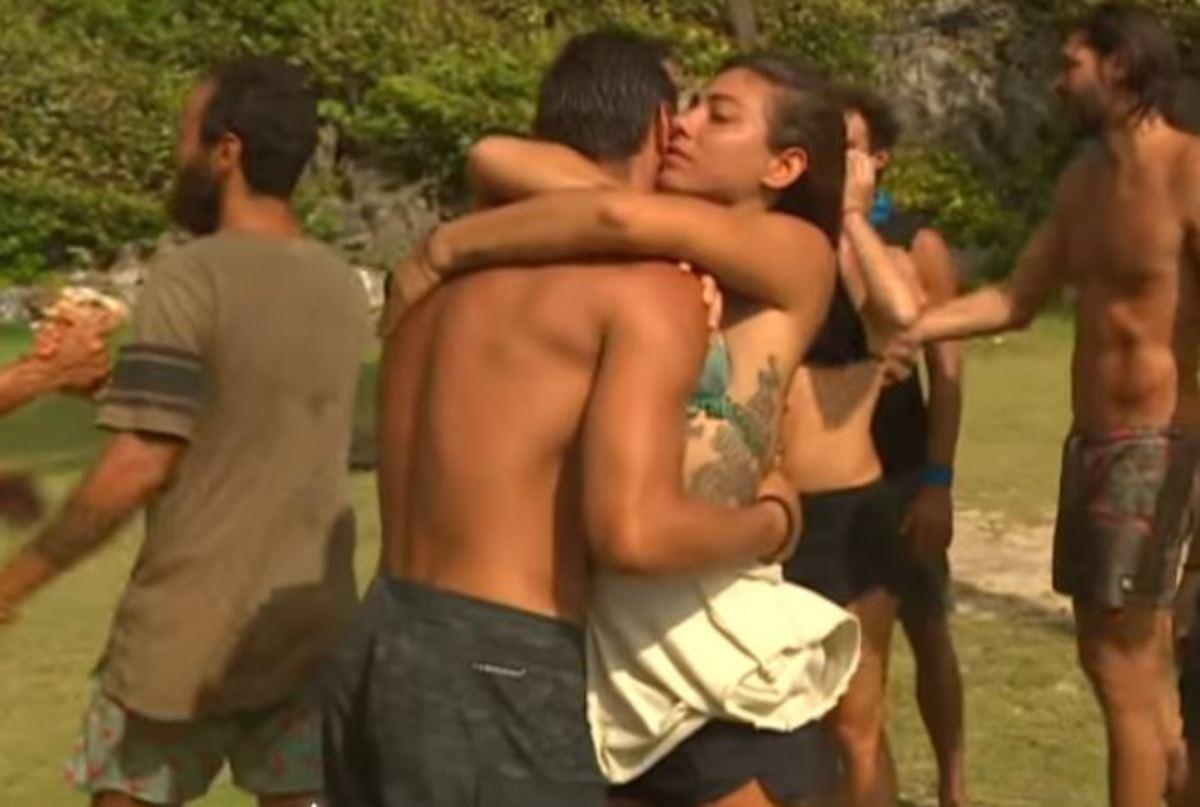 Survivor Βαλαβάνη – Βασάλος: Το story της σχέσης! «Έτοιμη να τον φιλήσει» | Newsit.gr