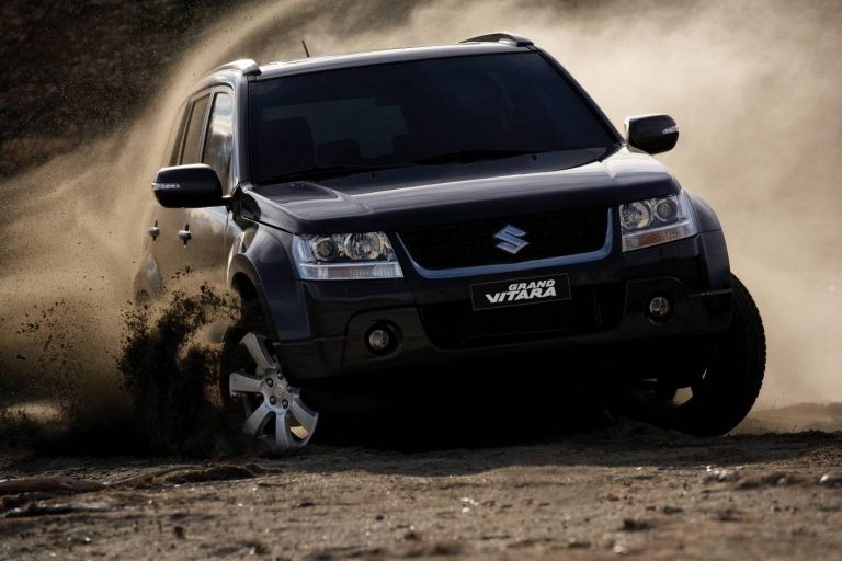 Ανακαλούνται 454 Suzuki Grand Vitara 2.4L | Newsit.gr