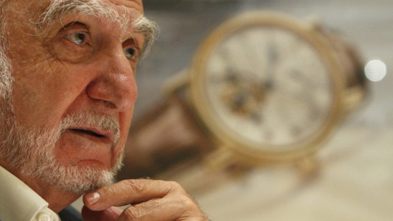 «Έφυγε» ο ιδρυτής της Swatch | Newsit.gr