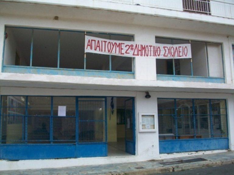 Κάρυστος: Κάνουν μάθημα σε super market και διάλλειμα στο δρόμο! | Newsit.gr