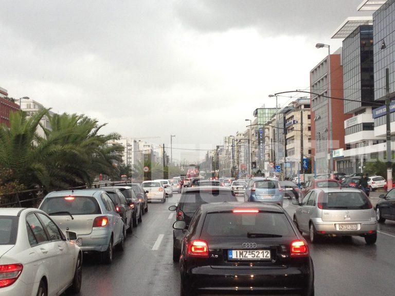 Άγιος Σώστης-Σύνταγμα 31 λεπτά! Κόλαση στους δρόμους (ΦΩΤΟ)   Newsit.gr