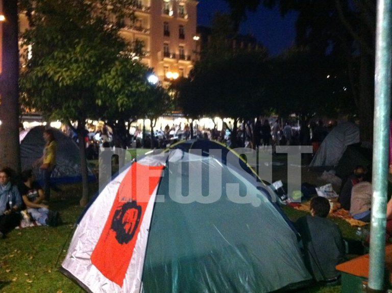 Οι «Αγανακτισμένοι» πέρασαν τη νύχτα στο Σύνταγμα – Πανευρωπαϊκή κινητοποίηση σήμερα – ΦΩΤΟ και VIDEO | Newsit.gr