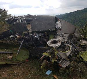 Ελικόπτερο: Τελευταίο αντίο στους δυο λαρισαίους αξιωματικούς παρουσία Καμμένου – ΑΓΕΕΘΑ