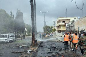 Πνίγεται στο αίμα ξανά η Συρία! 100 νεκροί σε δύο ημέρες