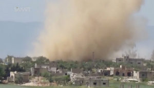 Ο στρατός του Άσαντ κατέλαβε αεροπορική βάση κοντά στο Χαλέπι