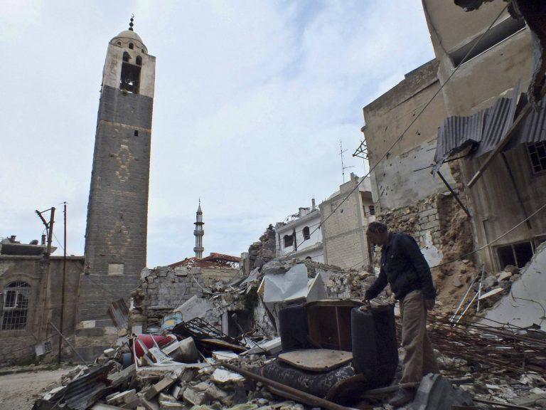 Συρία: Μαχητικά έπληξαν με τέσσερις ρουκέτες περιοχή στα σύνορα με τον Λίβανο | Newsit.gr