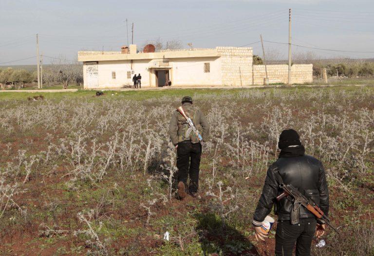 Κατάληψη των Σύρων ανταρτών στο στρατιωτικό αεροδρόμιο του βορρά | Newsit.gr