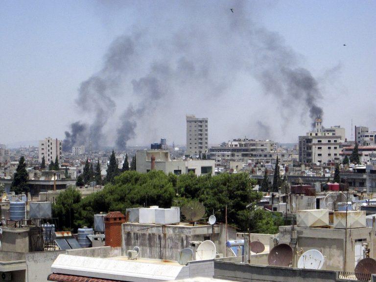 Πάνω από 46 οι νεκροί στον «εμφύλιο» στη Συρία   Newsit.gr
