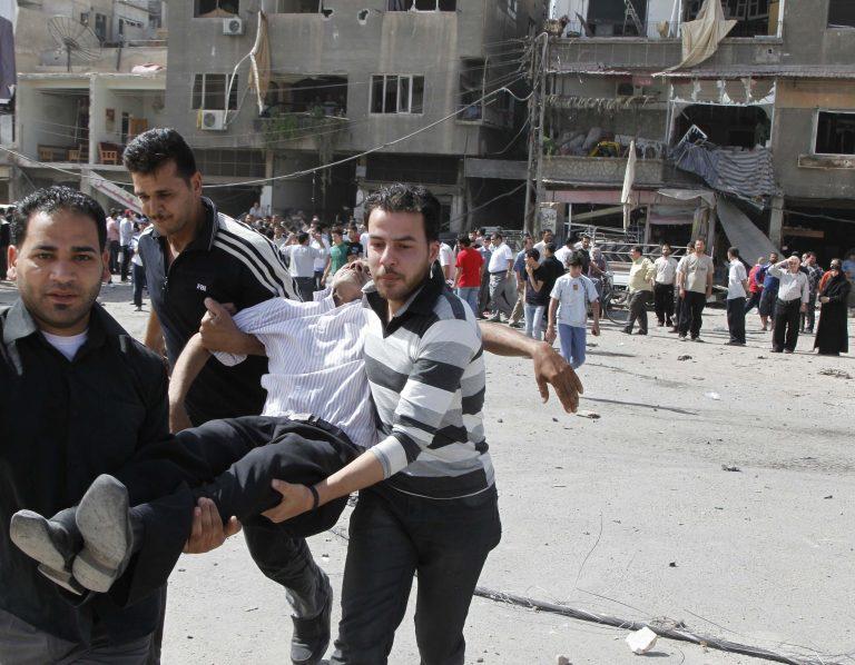 Συρία: Τον βασάνισαν και τον καταδίκασαν σε θάνατο επειδή ήταν αντικαθεστωτικός | Newsit.gr