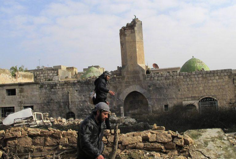 Συρία: 20 νεκροί, ανάμεσά τους και παιδιά, από βομβαρδισμό στην επαρχία Ράκα | Newsit.gr
