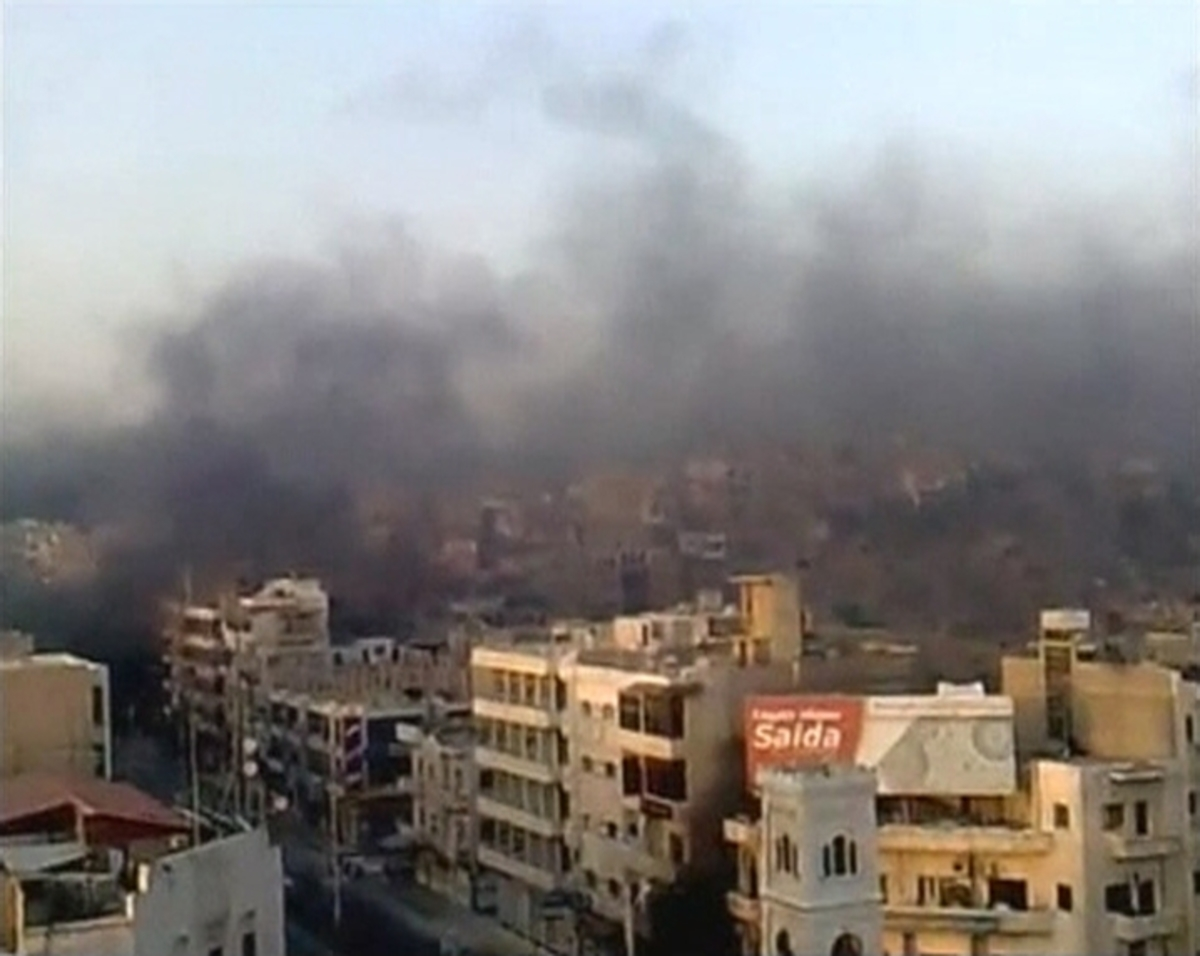 Συρία: Δεύτερη μέρα «εκκαθαριστικών» επιχειρήσεων στη Χάμα με 4 νεκρούς   Newsit.gr