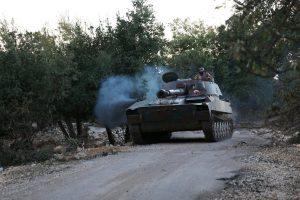 Οι δυνάμεις του Άσαντ ανακατέλαβαν δυο συνοικίες στο Χαλέπι