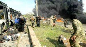 Συρία: Στους 112 οι νεκροί από την επίθεση καμικάζι σε λεωφορεία