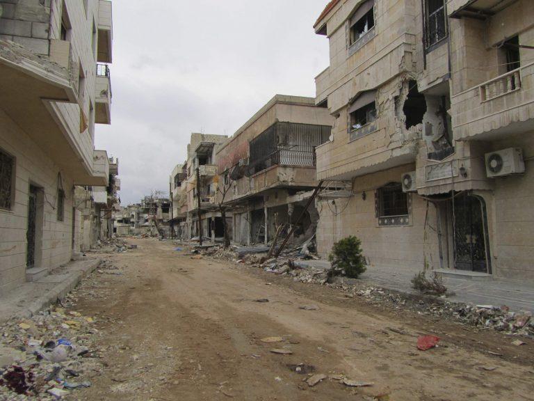 Η Κίνα καλεί τη Συρία να αποσύρει τα στρατεύματα από τις κατοικημένες περιοχές | Newsit.gr