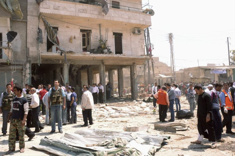 Συρία: Σφοδρές συγκρόυσεις κοντά στα σύνορα με το Ιράκ | Newsit.gr