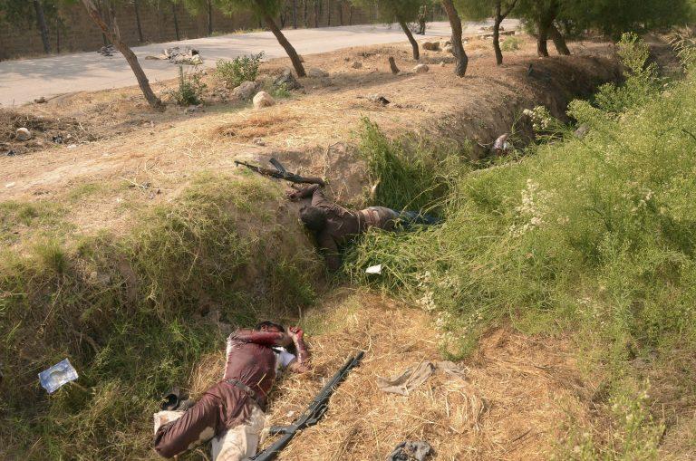 Συρία: Βρέθηκαν 100 πτώματα ανθρώπων που είχαν εκτελεστεί | Newsit.gr
