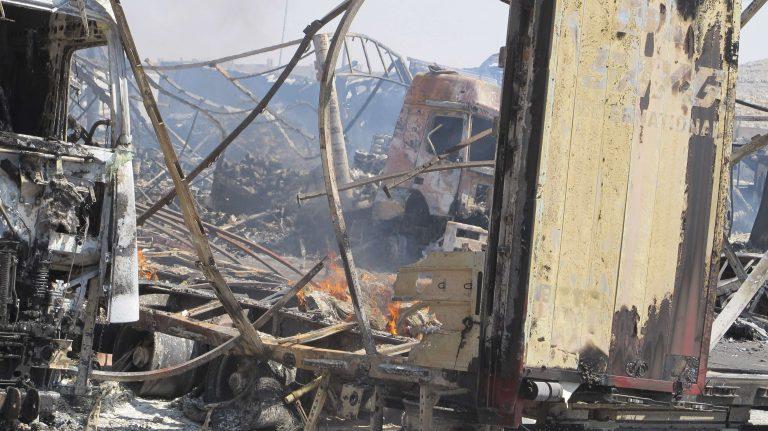 Συρία: Πάνω απο 23.000 νεκροί απο το 2011 | Newsit.gr