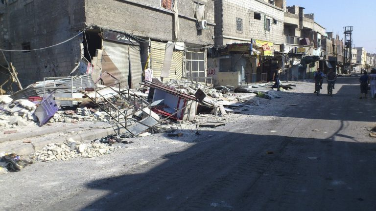 ΗΠΑ: Ωμή καταστολή του Άσαντ η εκατόμβη θυμάτων στη Συρία | Newsit.gr