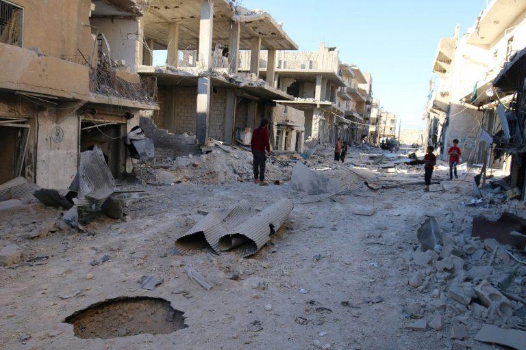 Παρατείνεται για άλλες τρεις ώρες η αυριανή κατάπαυση πυρός στο Χαλέπι | Newsit.gr
