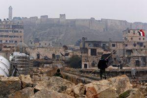 Βομβαρδίζουν ξανά το Χαλέπι – Αγνοούν τους αμάχους