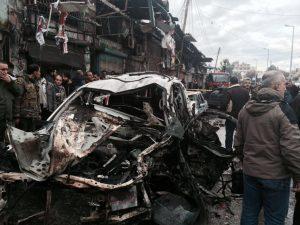 Συρία: Τουλάχιστον 60 νεκροί από νέα έκρηξη