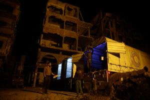 Συρία: Από τα μεσάνυχτα σε ισχύ η συμφωνία για τις ασφαλείς ζώνες