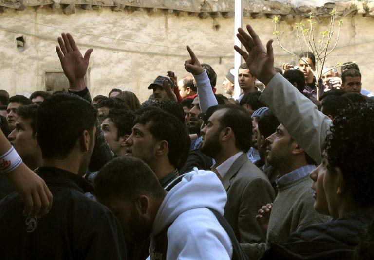 Συρία: Νεκροί 5 πολίτες απο τις δυνάμεις ασφαλείας | Newsit.gr