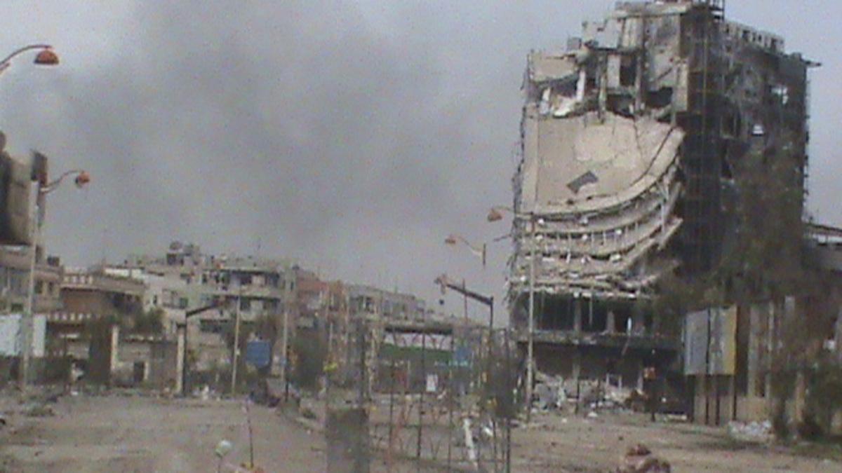 Συρία: Νέες συγκρούσεις σε Χαλέπι και Δαμασκό | Newsit.gr