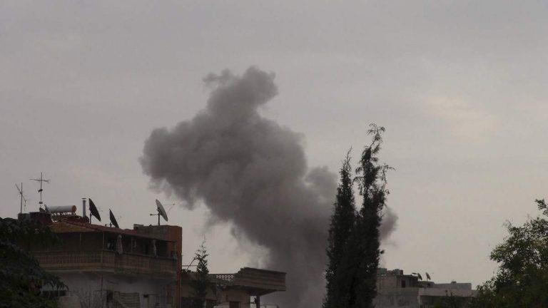 Έκρηξη κοντά σε ξενοδοχείο στο κέντρο της Δαμασκού   Newsit.gr