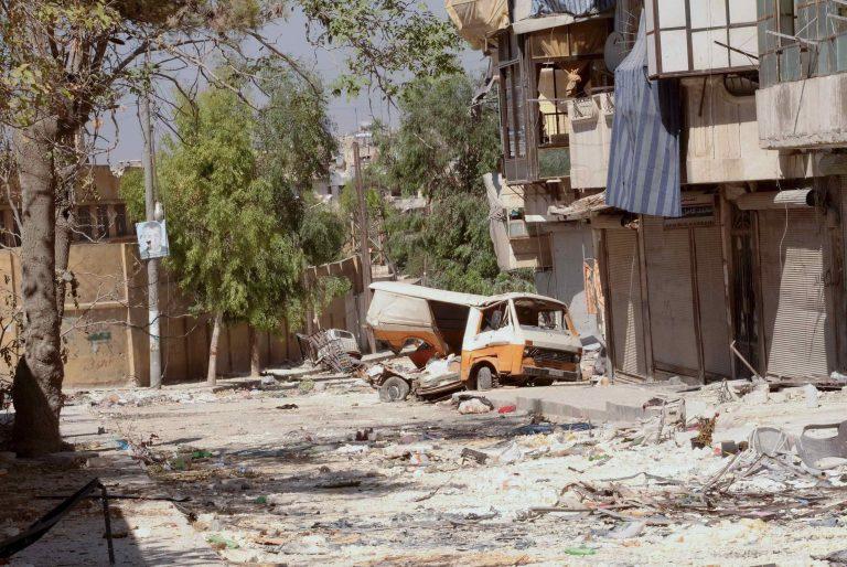 Συρία: Σκληρές μάχες στο Χαλέπι | Newsit.gr