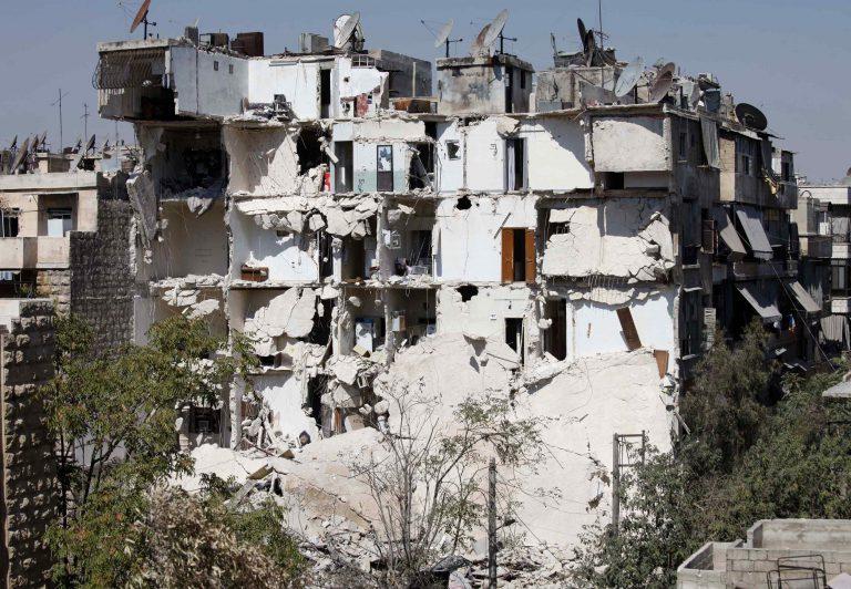Μάχες στο Χαλέπι – Πτώματα στη Δαμασκό | Newsit.gr