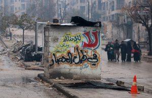 Κρατούν τους αμάχους ομήρους στο Χαλέπι! [pics, vids]