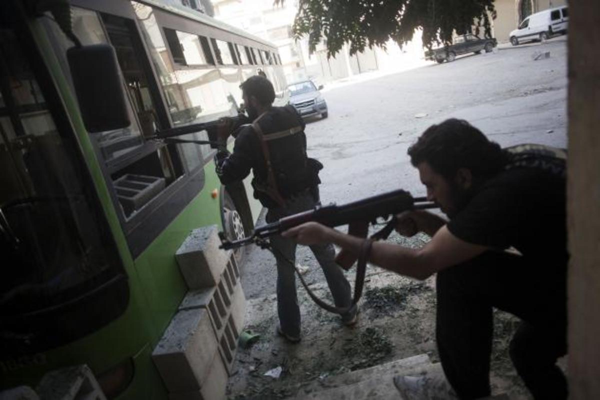 ΣΥΡΙΑ: Τέλος στα σενάρια για χρήση χημικών όπλων βάζει ο Άσαντ | Newsit.gr