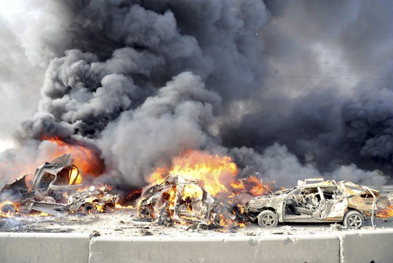 40 νεκροί σε μπαράζ βομβιστικών επιθέσεων στη Συρία | Newsit.gr