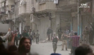 Επιθέσεις αυτοκτονίας τζιχαντιστών στη Συρία! «Λουτρό αίματος» και 45 νεκροί