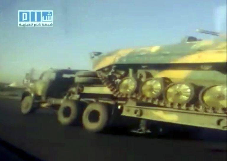 Βγήκε ο στρατός στους δρόμους στη Συρία | Newsit.gr
