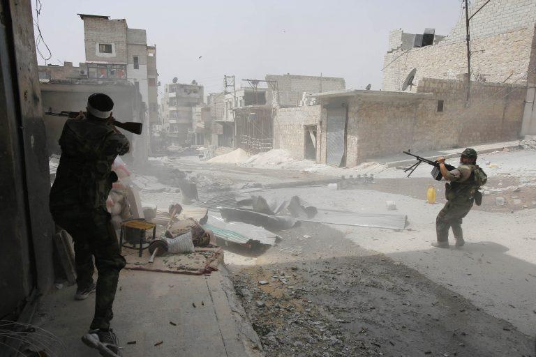 Συρία: Σκοτώνουν παιδιά και γυναίκες χωρίς λόγο   Newsit.gr