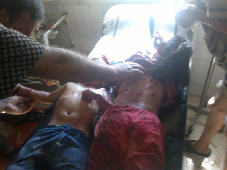 Στρατιωτική επιχείρηση και όχι σφαγή λέει η συριακή κυβέρνηση!   Newsit.gr