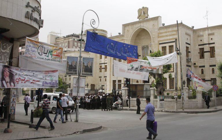 Συρία: «Παράλογες» οι εκλογές που οργανώνει ο Άσαντ | Newsit.gr