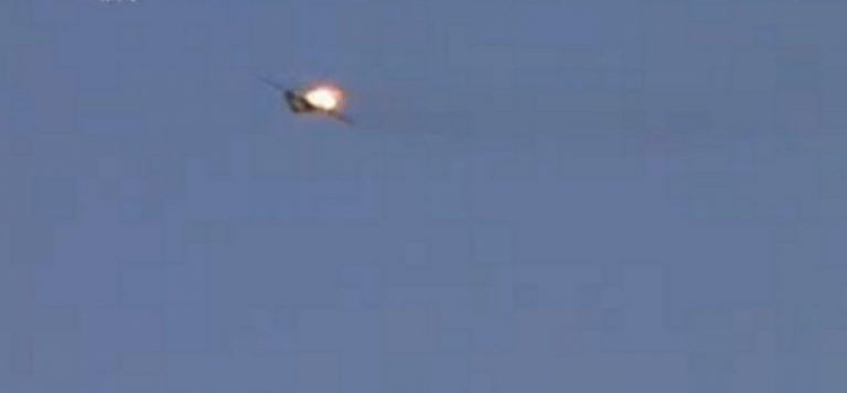 Κατάρριψη μαχητικού αεροσκάφους της Συρίας από αντάρτες | Newsit.gr