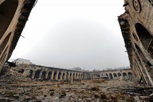 Συριακός στρατός: «Ελέγχουμε πλήρως το Χαλέπι»