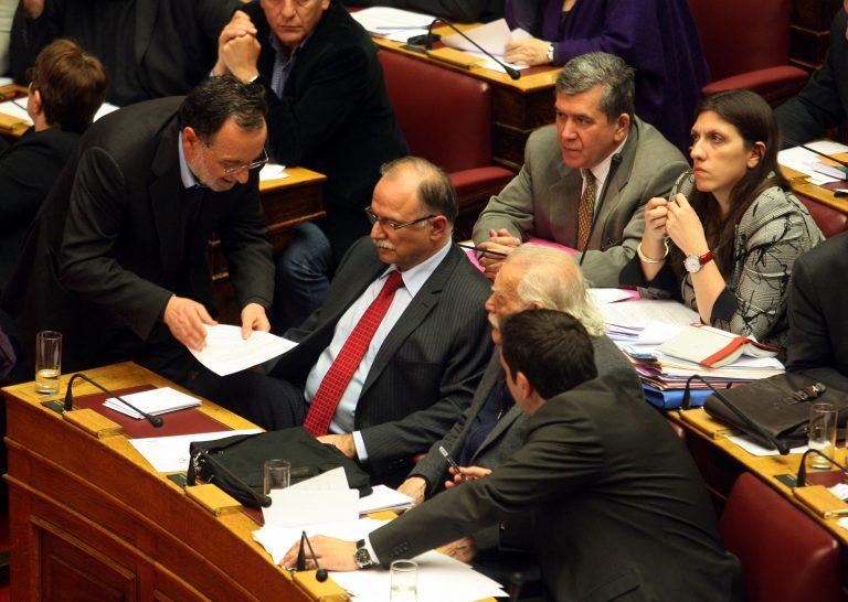 Εμπλοκή στην Προανακριτική για τη λίστα – Ο ΣΥΡΙΖΑ ζητά μεγαλύτερη συμμετοχή του | Newsit.gr