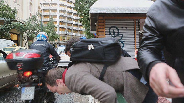 Ο ΣΥΡΙΖΑ για τα επεισόδια στο γραφείο του Μέργου – ΦΩΤΟ | Newsit.gr