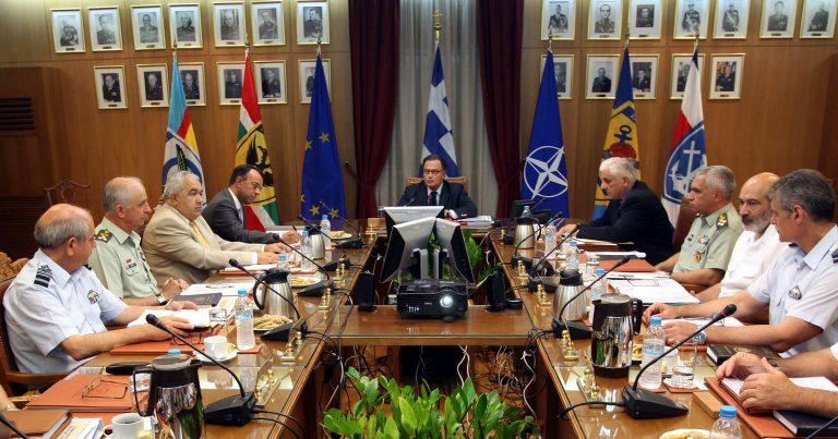 Τι ειπώθηκε στην σύσκεψη για τα οικονομικά στο ΥΕΘΑ -Τα μισθολογικά των στρατιωτικών και η τρόϊκα   Newsit.gr