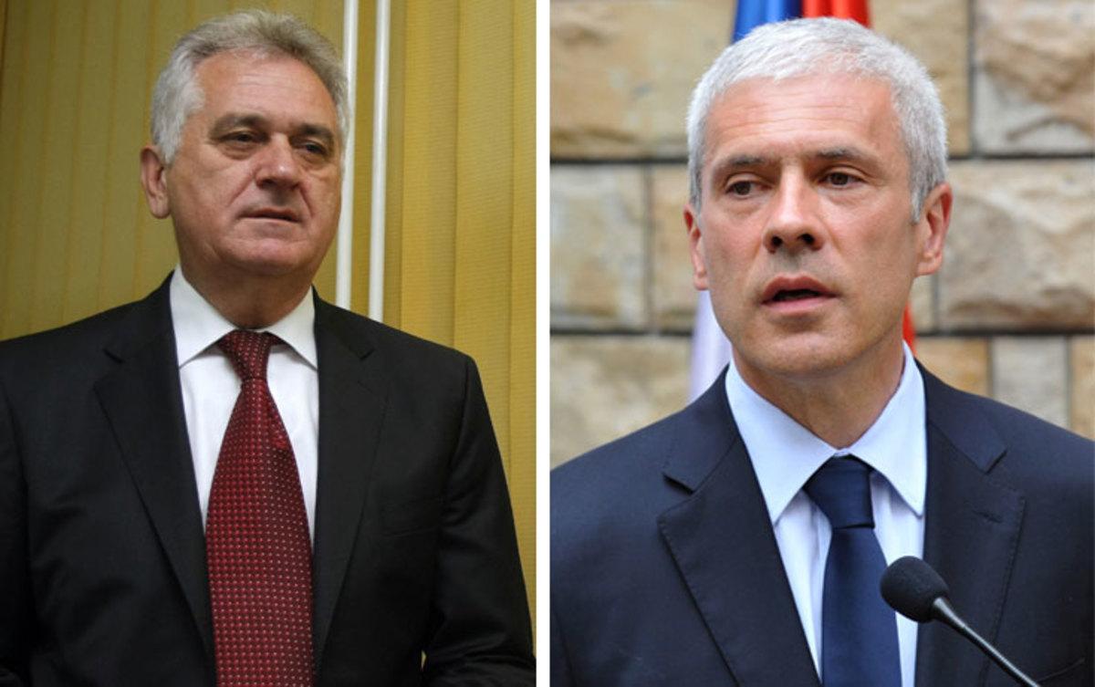 Σερβία: Τάντιτς και Νίκολιτς βέβαιοι για τη νίκη  στο β' γύρο εκλογών | Newsit.gr