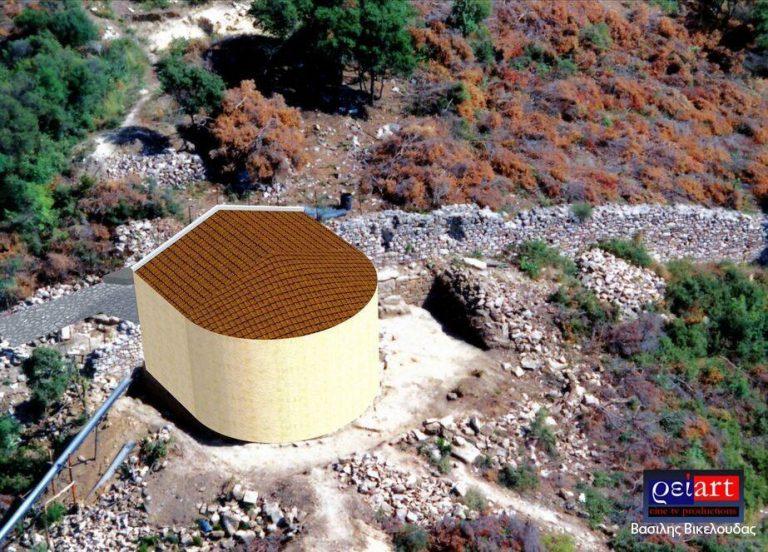 """""""Ισχυρές ενδείξεις"""" για την ανακάλυψη του τάφου του Αριστοτέλη στα αρχαία Στάγειρα – ΦΩΤΟ   Newsit.gr"""