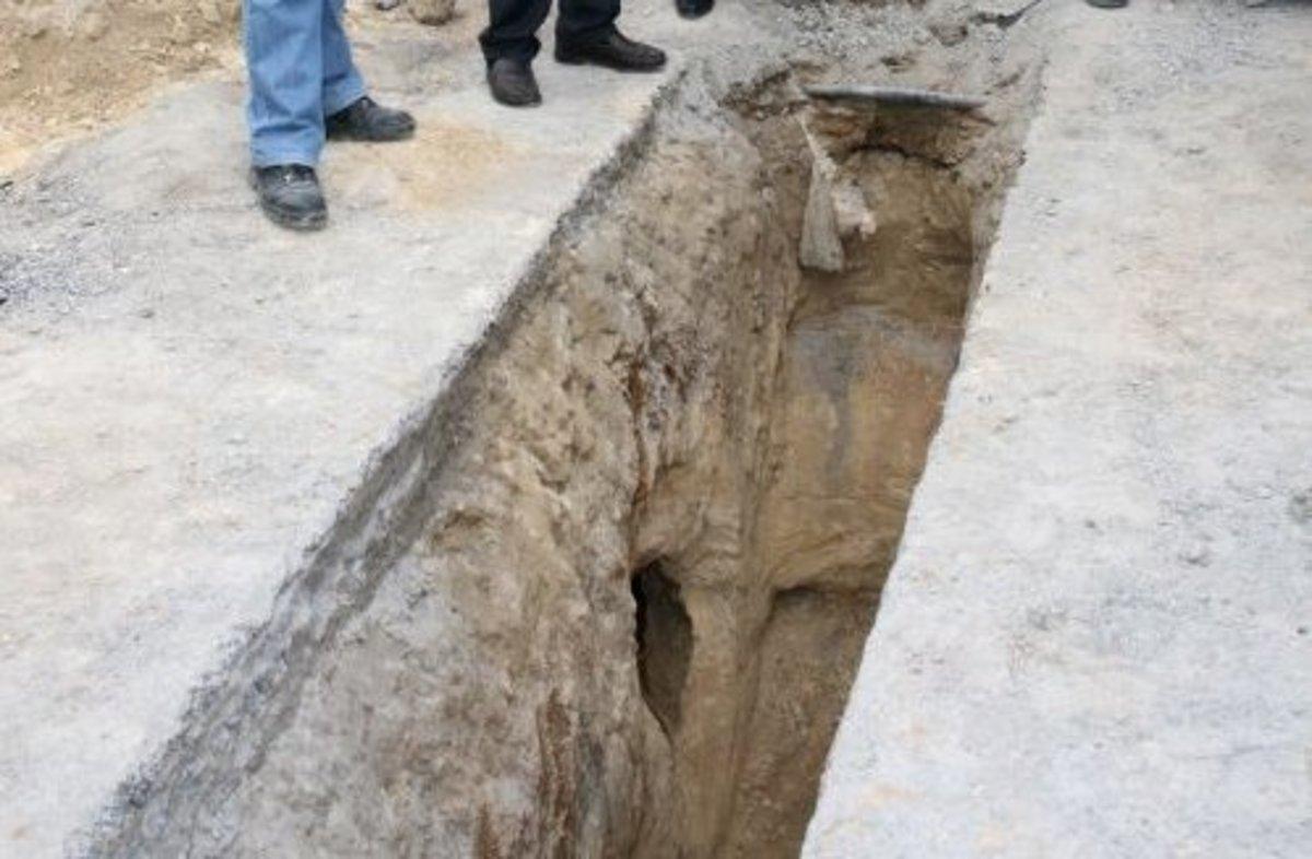 Ηράκλειο: Ανακάλυψαν αρχαίο τάφο σε βιολογικό καθαρισμό! | Newsit.gr