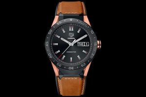 Αυτό είναι το νέο πολυτελές smartwatch της TAG Heuer!