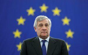 Ιταλία: Διαψεύδει τα σενάρια περί πρωθυπουργίας ο Ταγιάνι