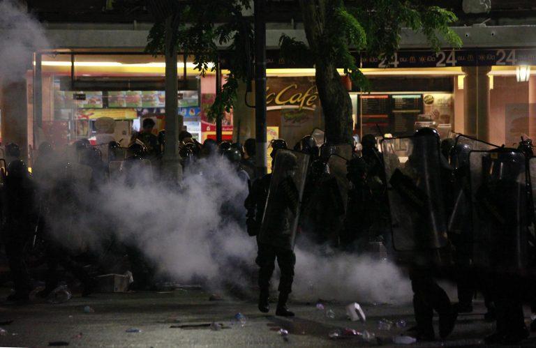 Δώδεκα νεκροί σε διαδηλώσεις στην Μπανγκόκ | Newsit.gr